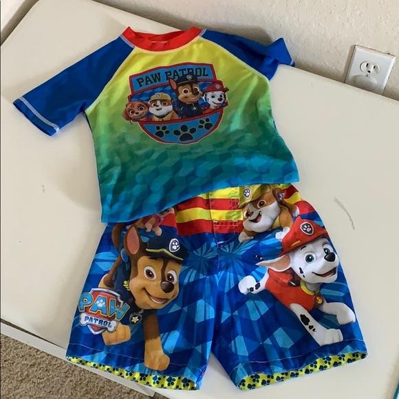 592d323aeba3c Nickelodeon Swim   5t Suit   Poshmark